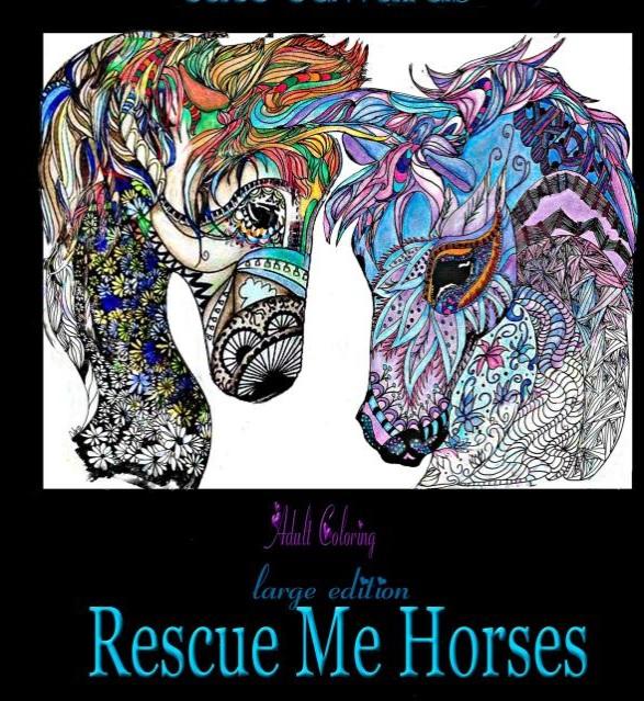 rescuehorsescoloringbook